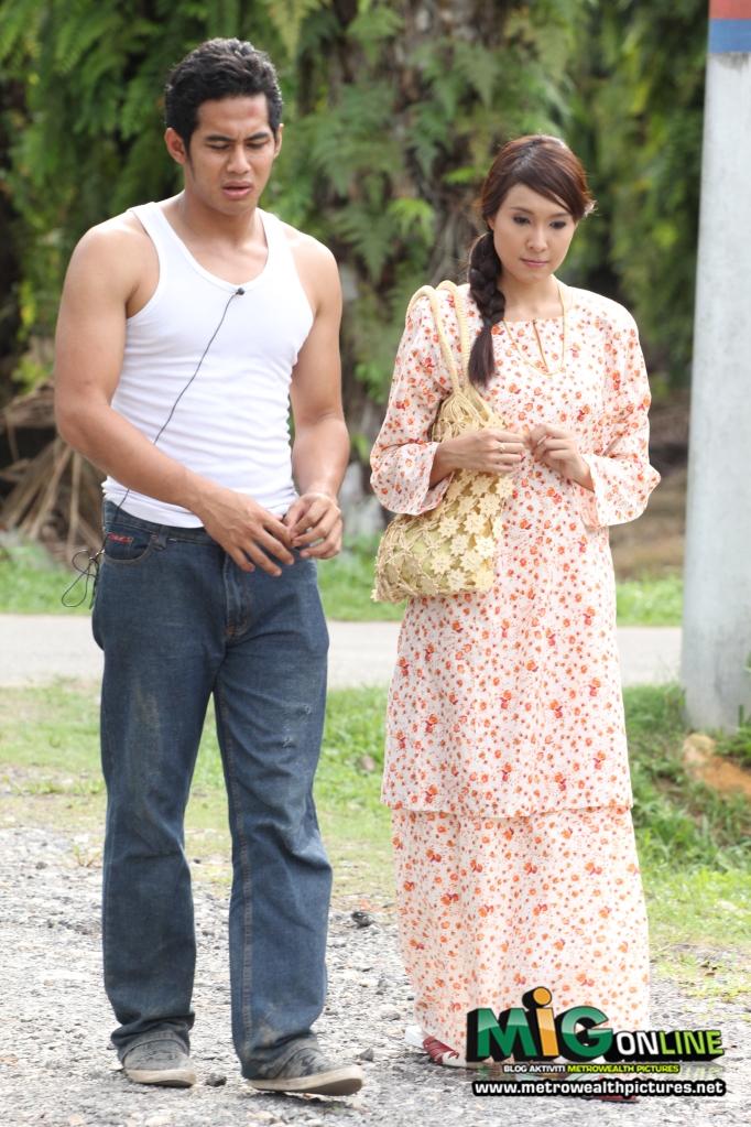 Review Filem Halimunan l Lakonan Fizo Omar & Trailer