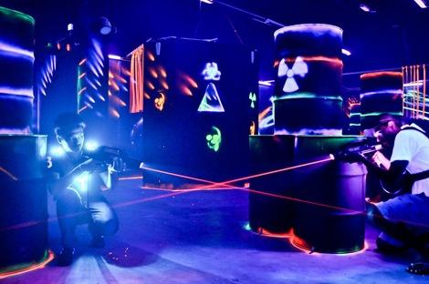 Review Hujung Minggu Laser Attack Metrowealth Pictures