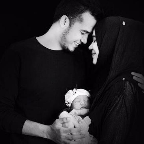 Diana Amir baby 6