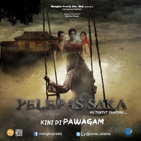 Insta Poster Pelepas Saka (KINI DI PAWAGAM)